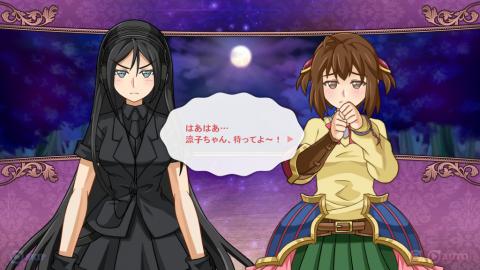 ファンタジー世界が舞台のはずですが、日本の女子高生っぽいキャラが……?